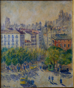 Madrid_Plaza_de_S.Barbara_45,5x55,5cm.jpg